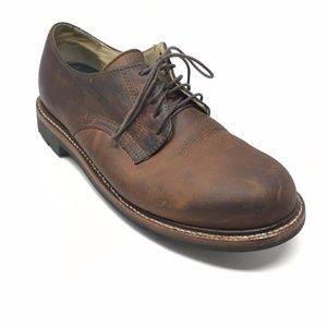 Men's VINTAGE LL Bean Oxfords Shoes Size 11M